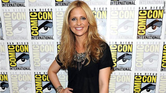 Buffy and Comic-Con
