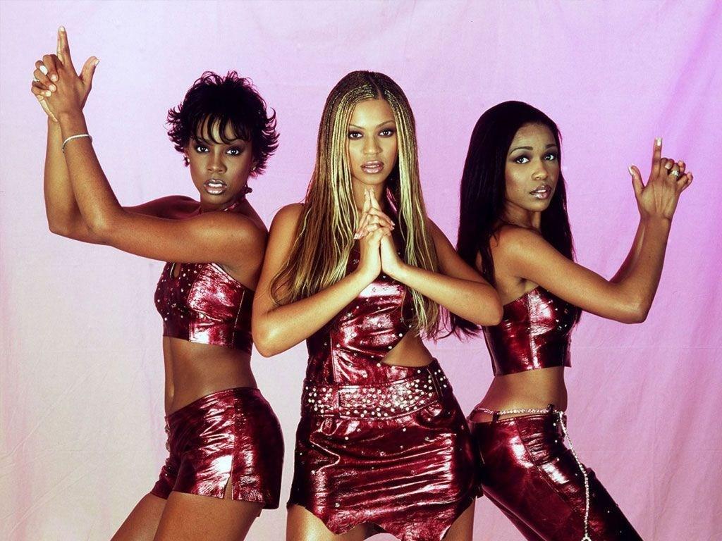 Destiny's Child Paid Homage
