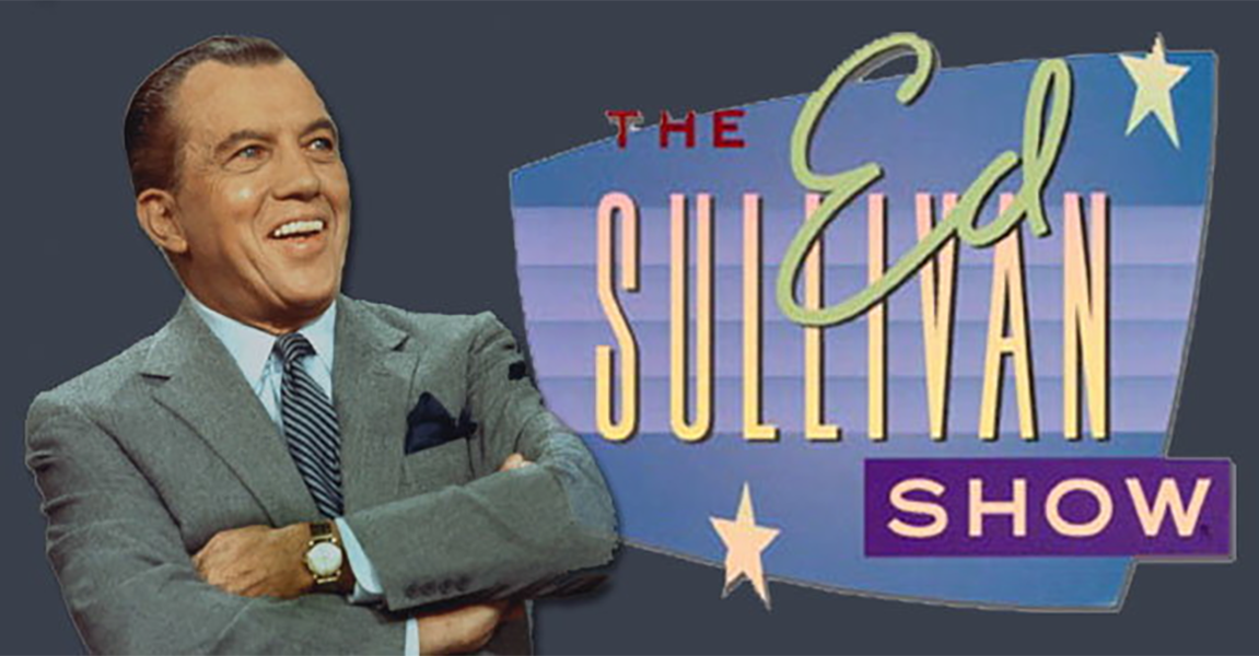 Image result for ed sullivan show