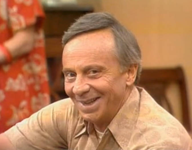 Norman Fell Is Reluctant