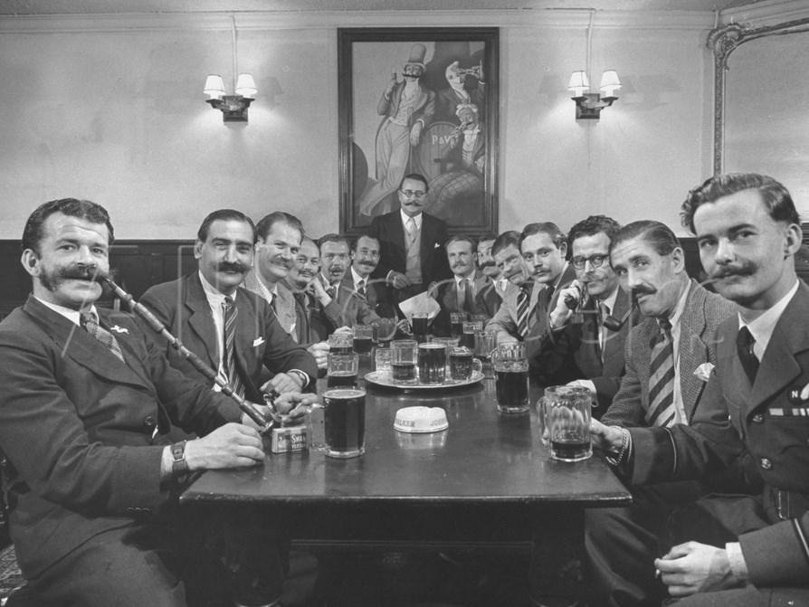 Gentlemen's Clubs