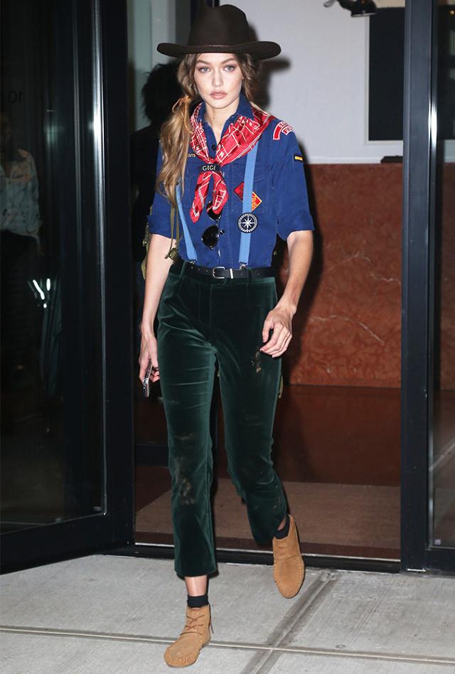 Gigi Hadid as Jessie