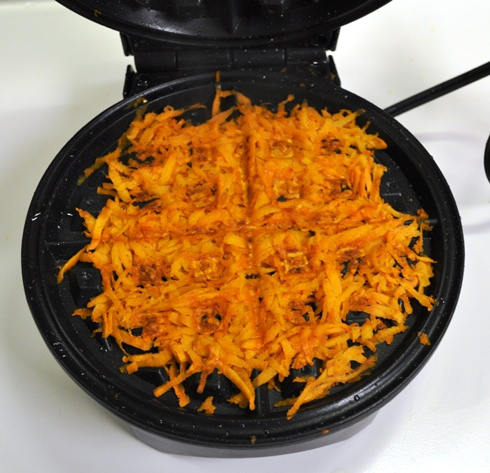Waffle Makers Make The Best Hashbrowns
