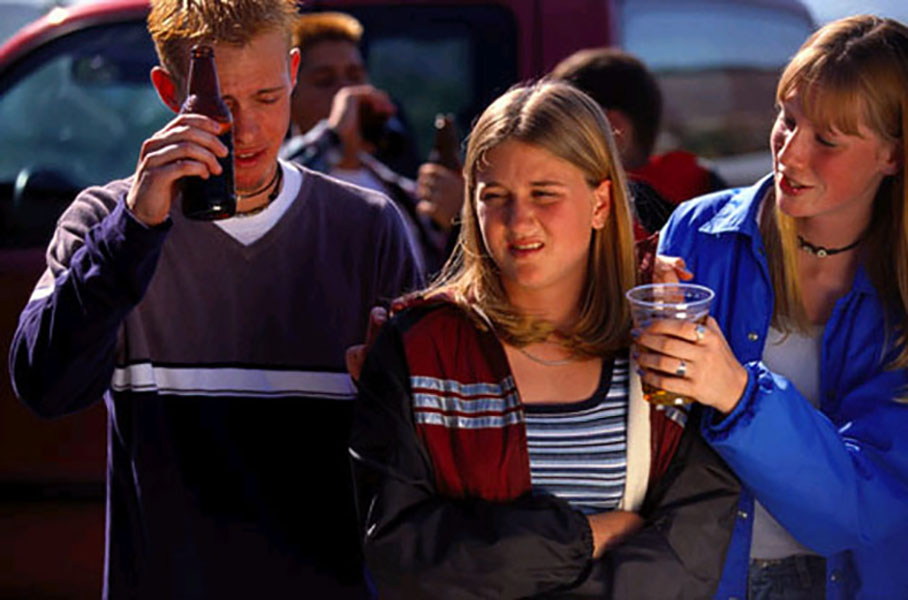 How Does Underage Drinking Affect The Heart?