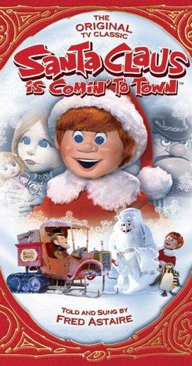 Children Make Up Very Crucial Scenes In Santa Claus is Comin' to Town