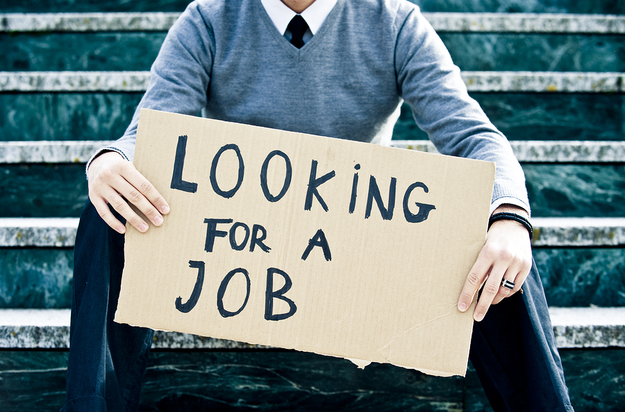 Employment Search Scam