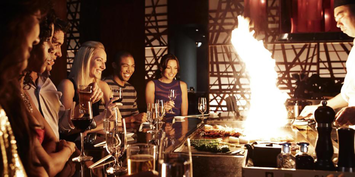 Kaze Japanese Steakhouse