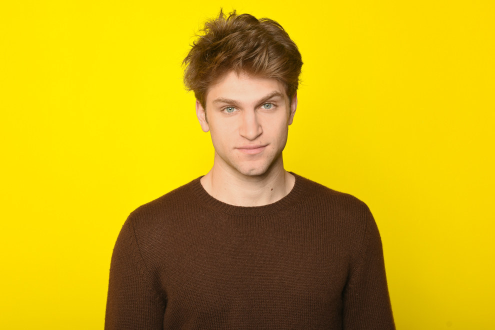 keegan allen photoshoot