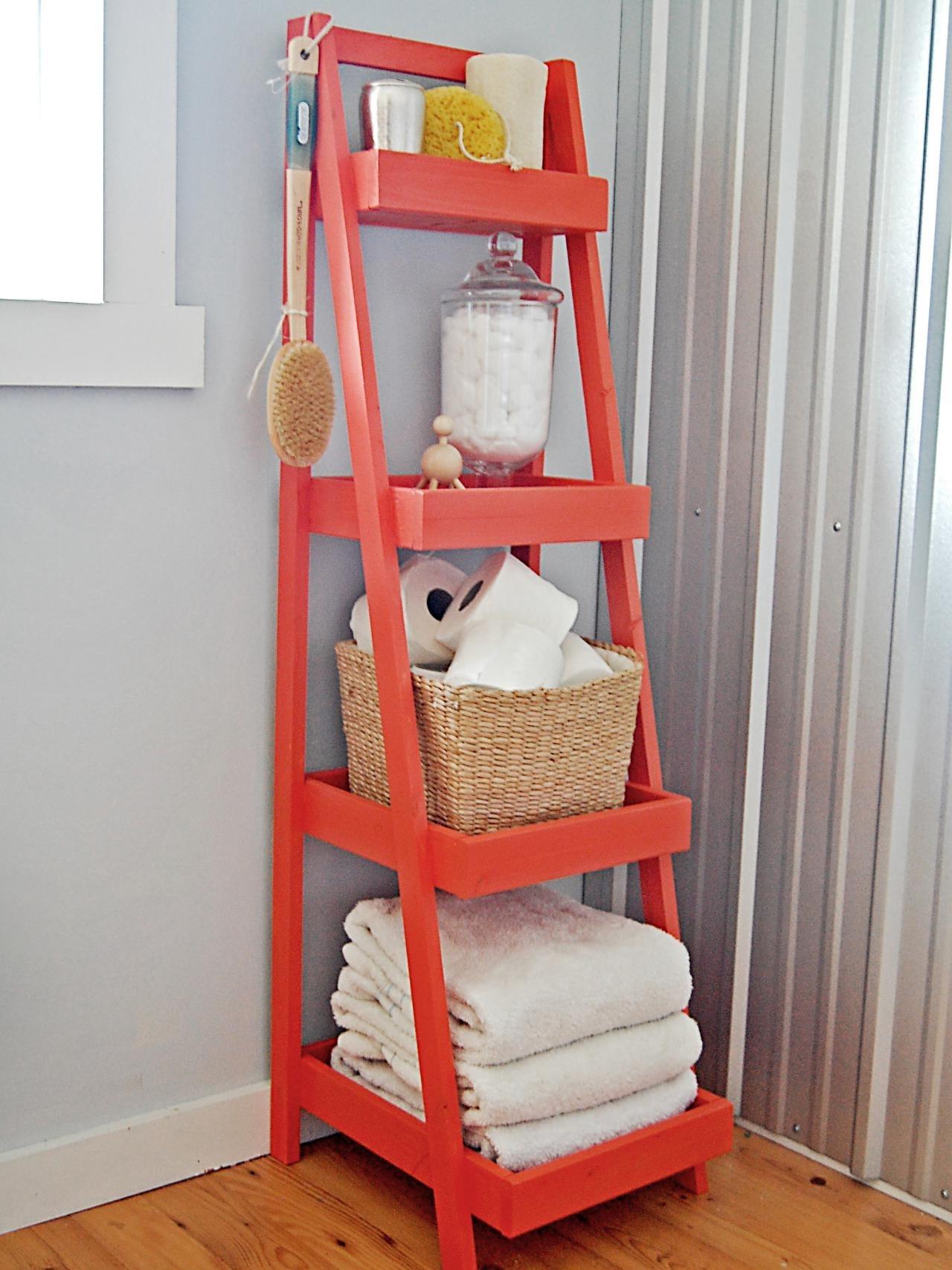 Ladder Bath Idea