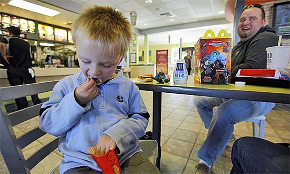 McDonalds Settled For $550k