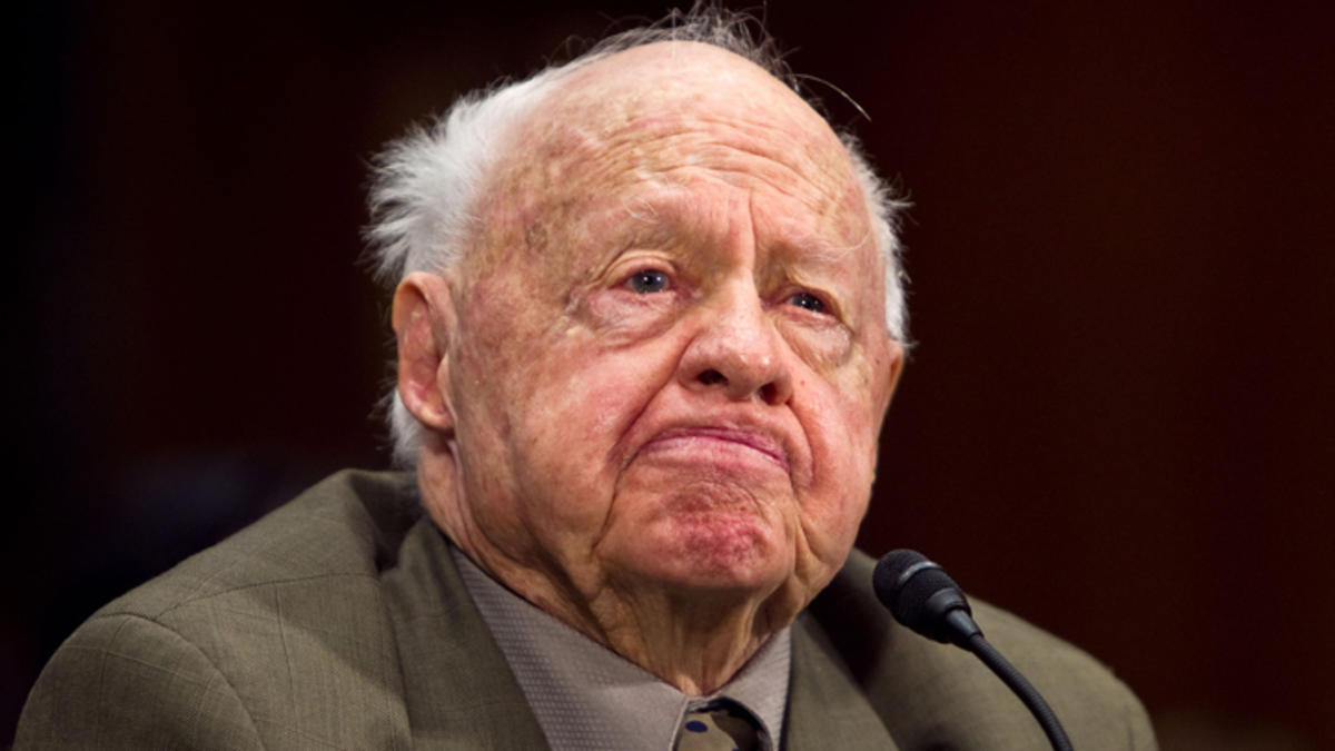 Mickey Rooney Reprised His Role