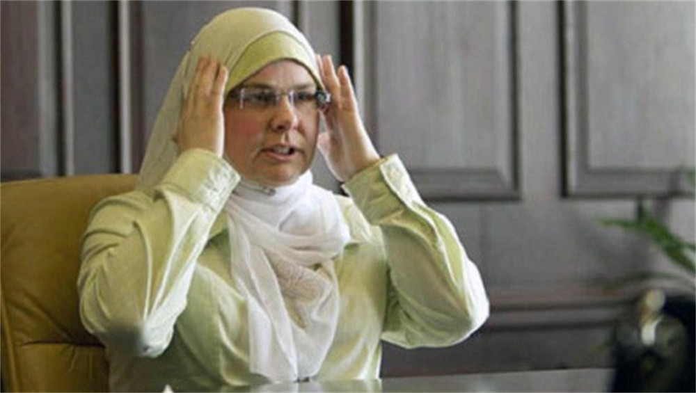 Muslim Woman Wins $5M