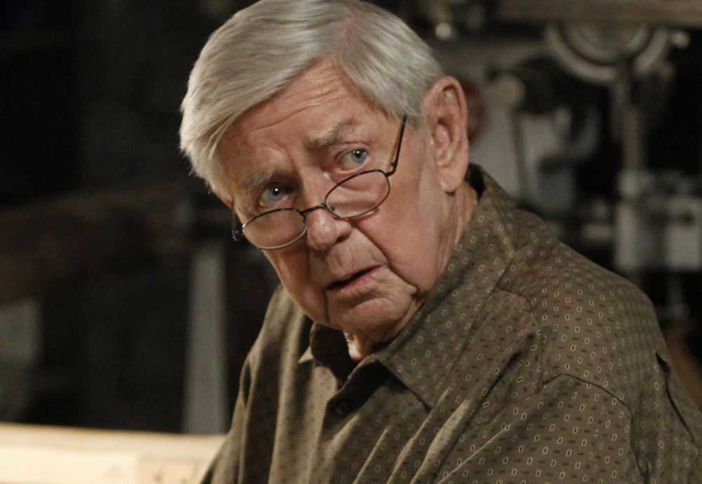 ralph waite movies and tv shows