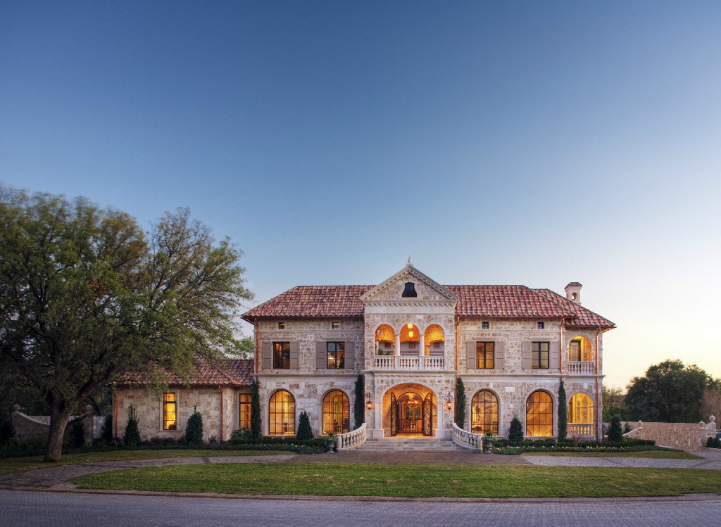 Tony Romo's Mansion Is Deep In the Heart of Texas