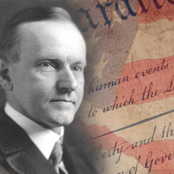"""an introduction to the analysis of calvin coolidge Introduction to entrepreneurship / unit i """"the business of america is business"""" –calvin coolidge table of."""