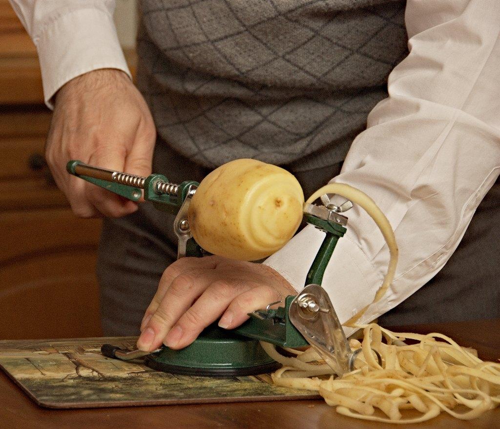Apple Slicer For Potatoes