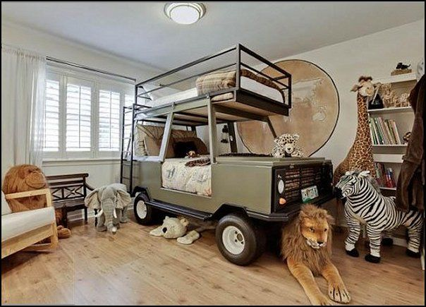 Enticing Safari