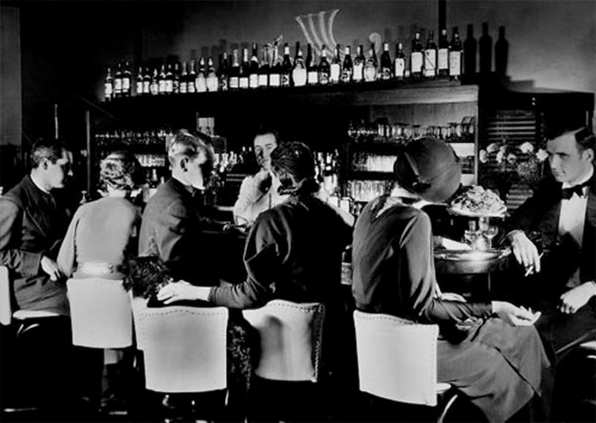Alcohol During The Prohibition