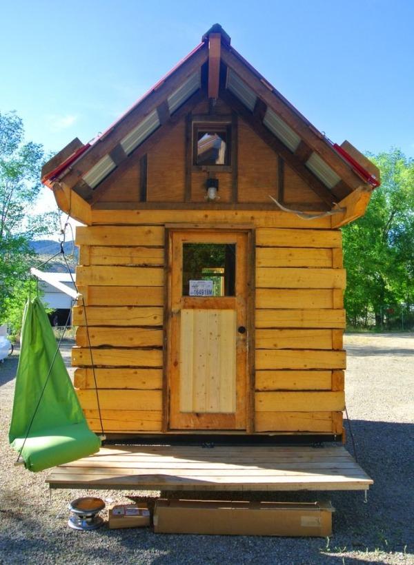 Oregon Log Cabin