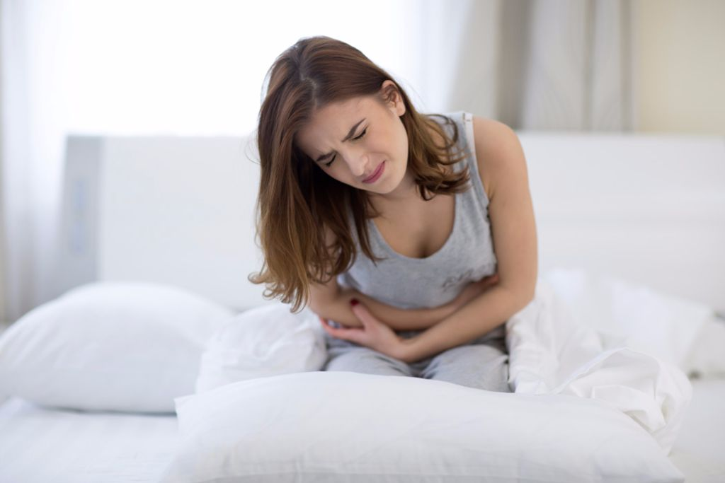 Abdominal Pain Comes from Inflammation