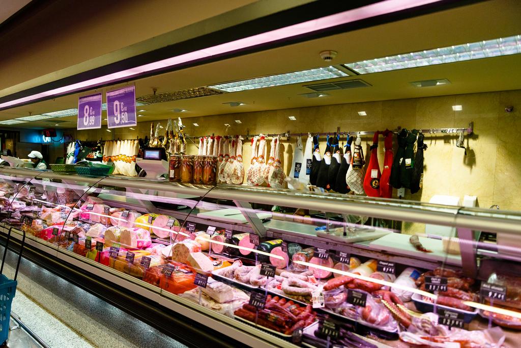 Supermarket E Coli