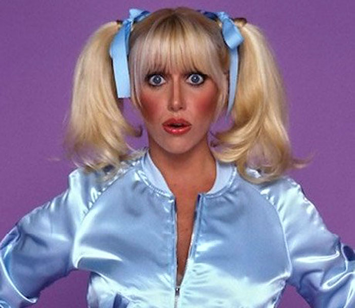 Suzanne Somers Lied about age possibly