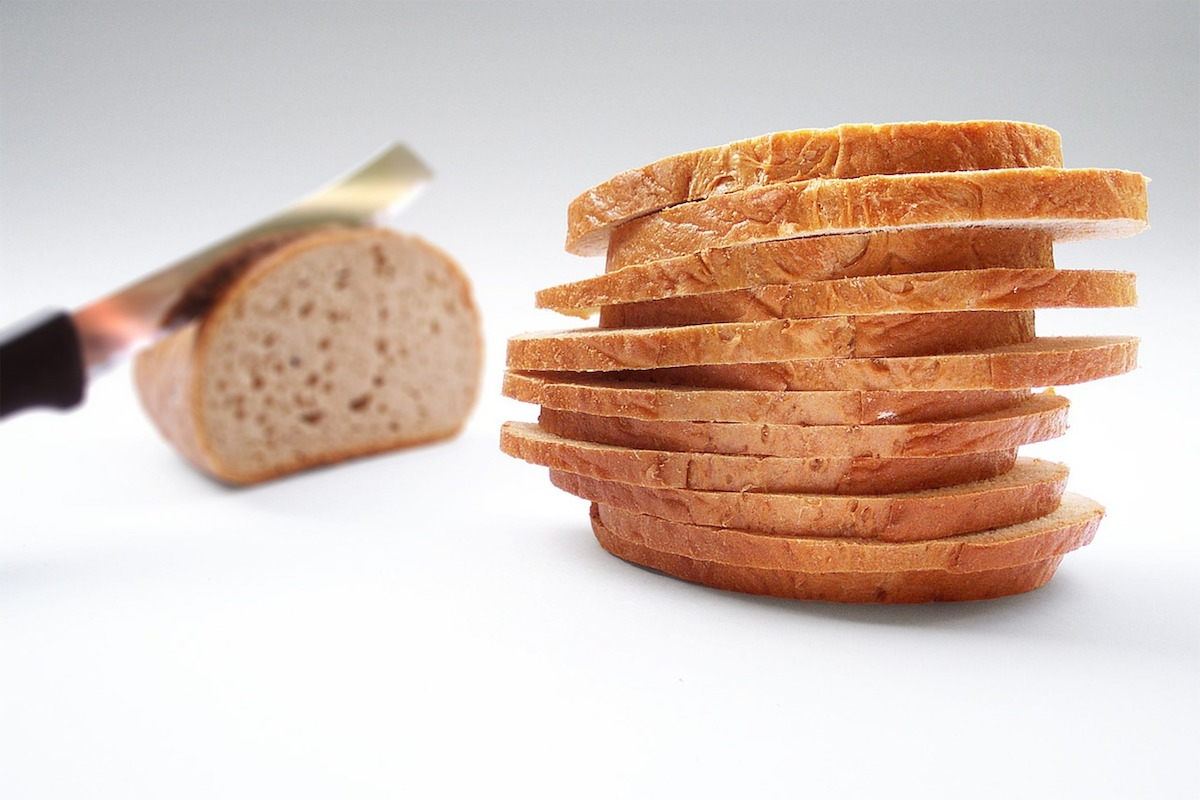 How the Bread Crumbles