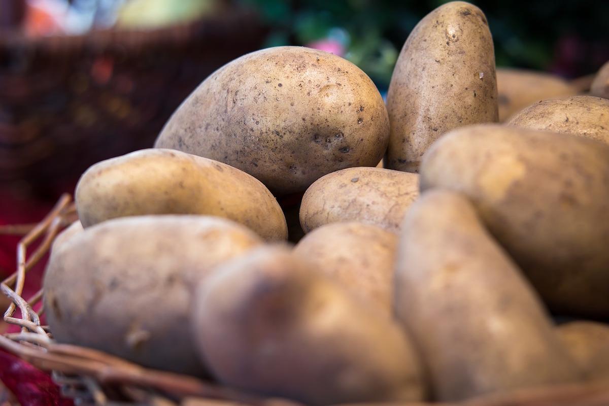 Undercooked Potatoes
