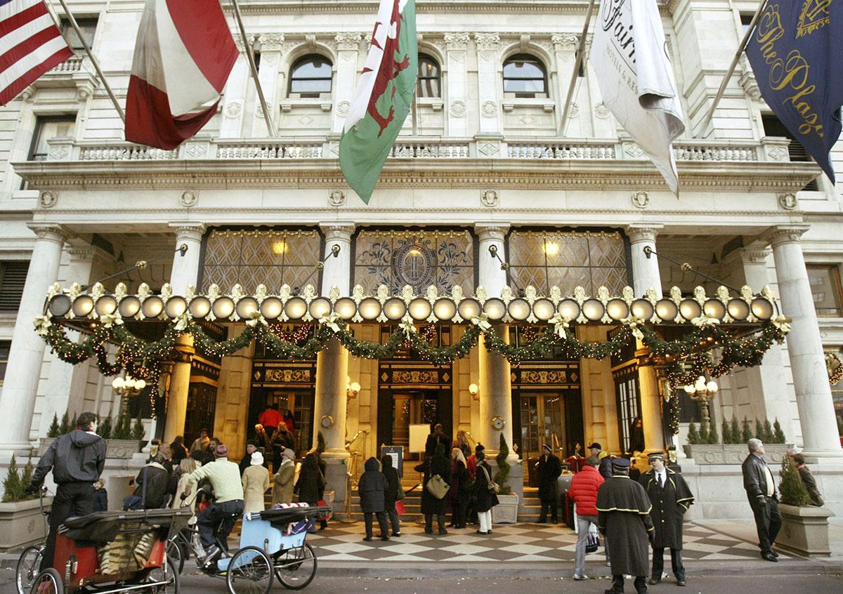 The Plaza Hotel Settled For $500k