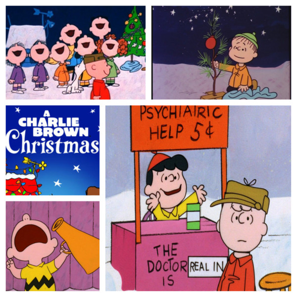 A Charlie Brown Christmas Wasn't Supposed to Reference The Bible