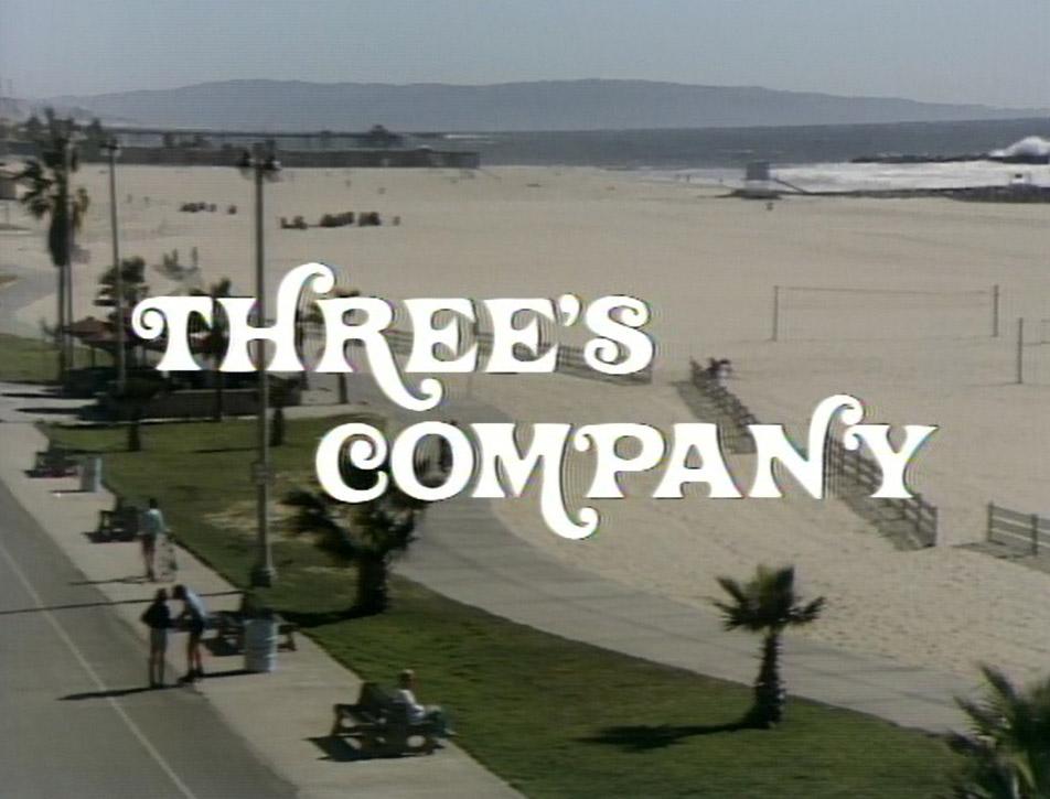 Threes Company Beach