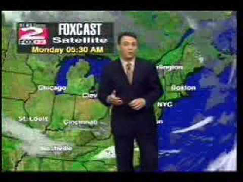 Foul Mouthed Weatherman