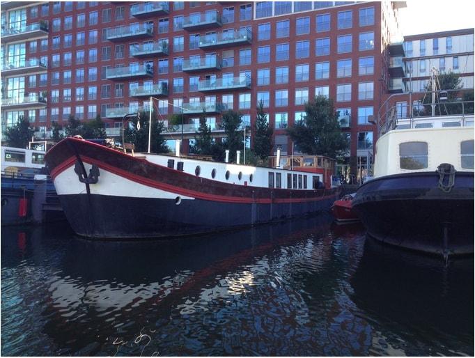 Houseboat Johanna Kornelia