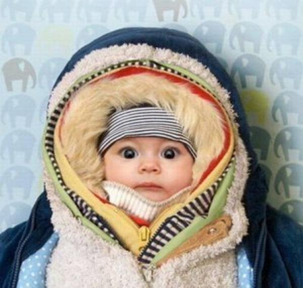 Keep The Baby Warm!