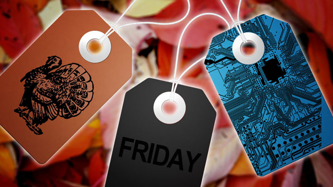 Which Days: Thanksgiving, Black Friday or Cyber Monday
