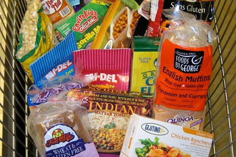 Shop the Gluten Free Aisle