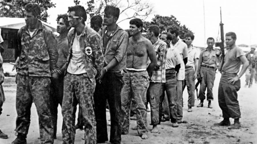"The ""Bay of Pigs"" Invasion"