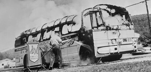 Freedom rides and repercussions