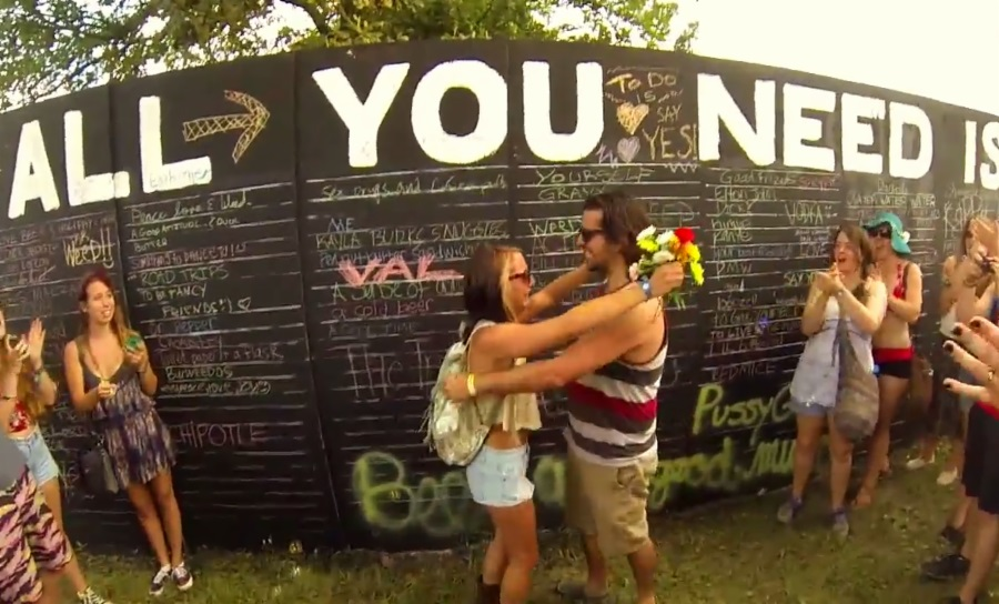 Bonnaroo Proposal