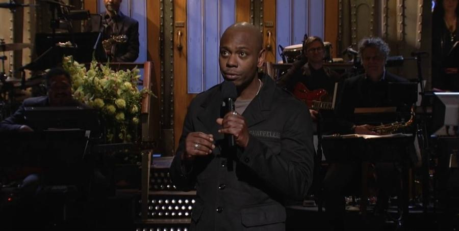Dave Chappelle's return on Saturday Night Live