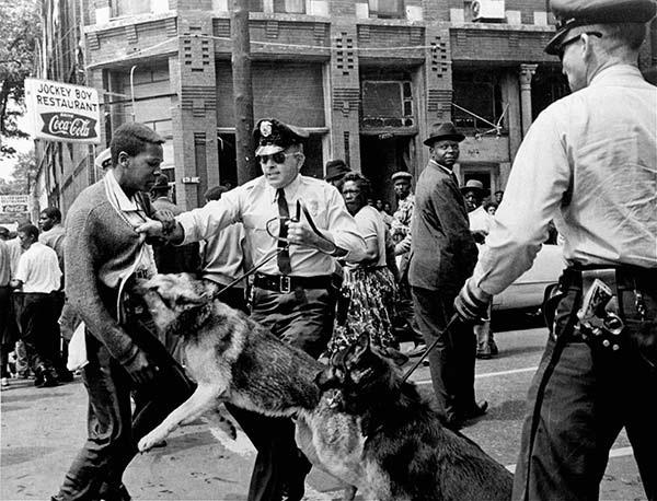 The Birmingham Riot of 1963