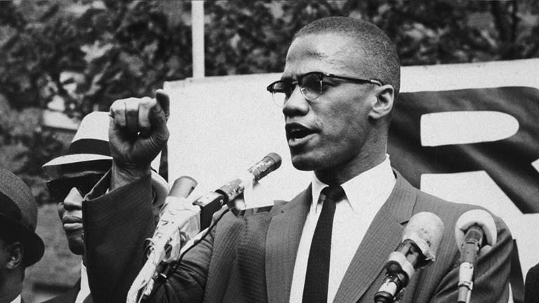 Malcolm X joined the Civil Rights Movement