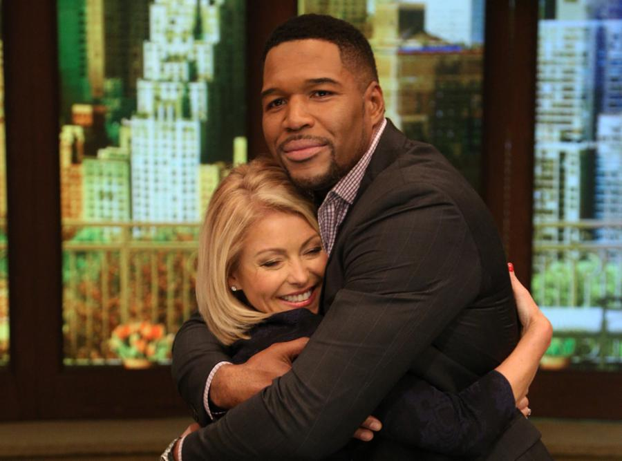 Michael Strahan's Surprise Departure