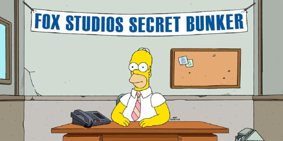 The Simpsons Go Live
