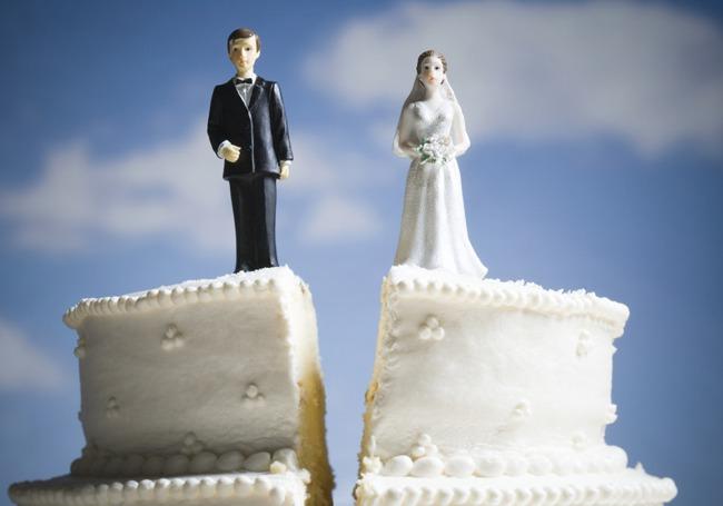 Illegal to Divorce