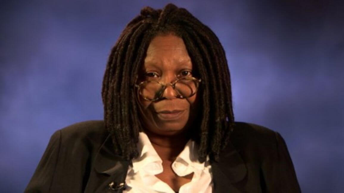 Maybe It's Time for Whoopi to Move On