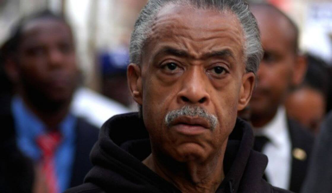 The Rev. Al Sharpton Wants to Move Out of Here if Trump Wins