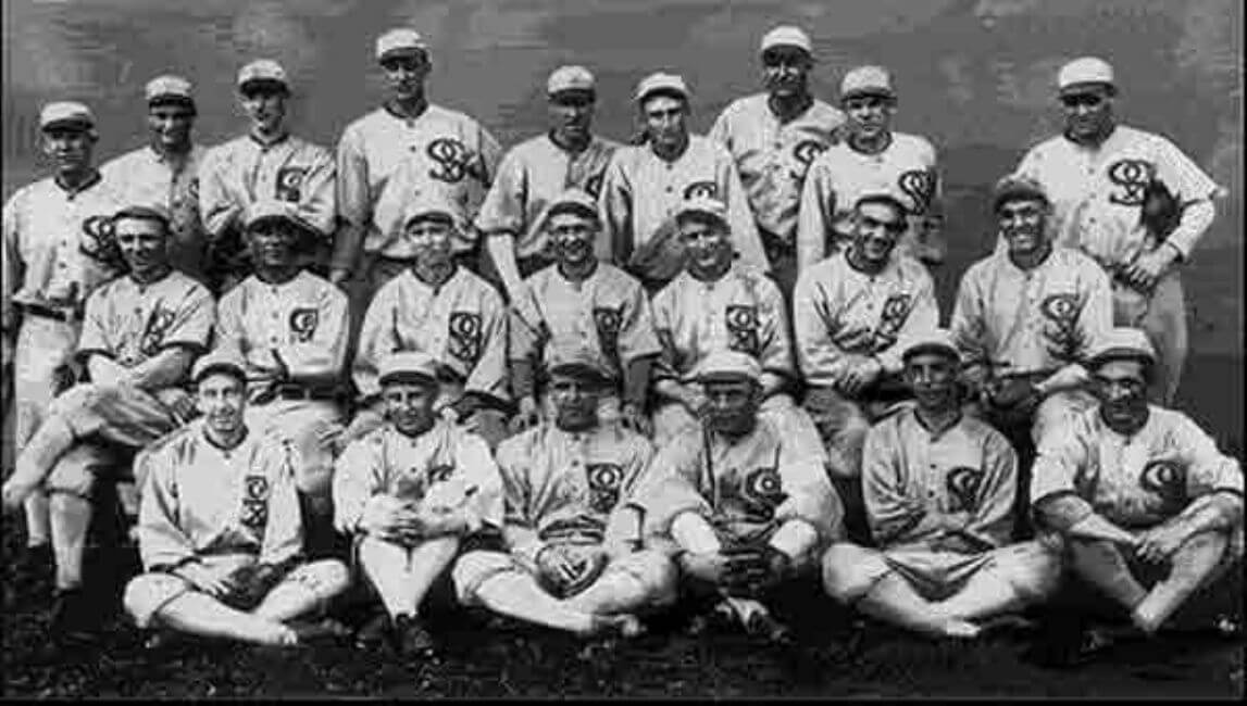The Curse of the Black Sox