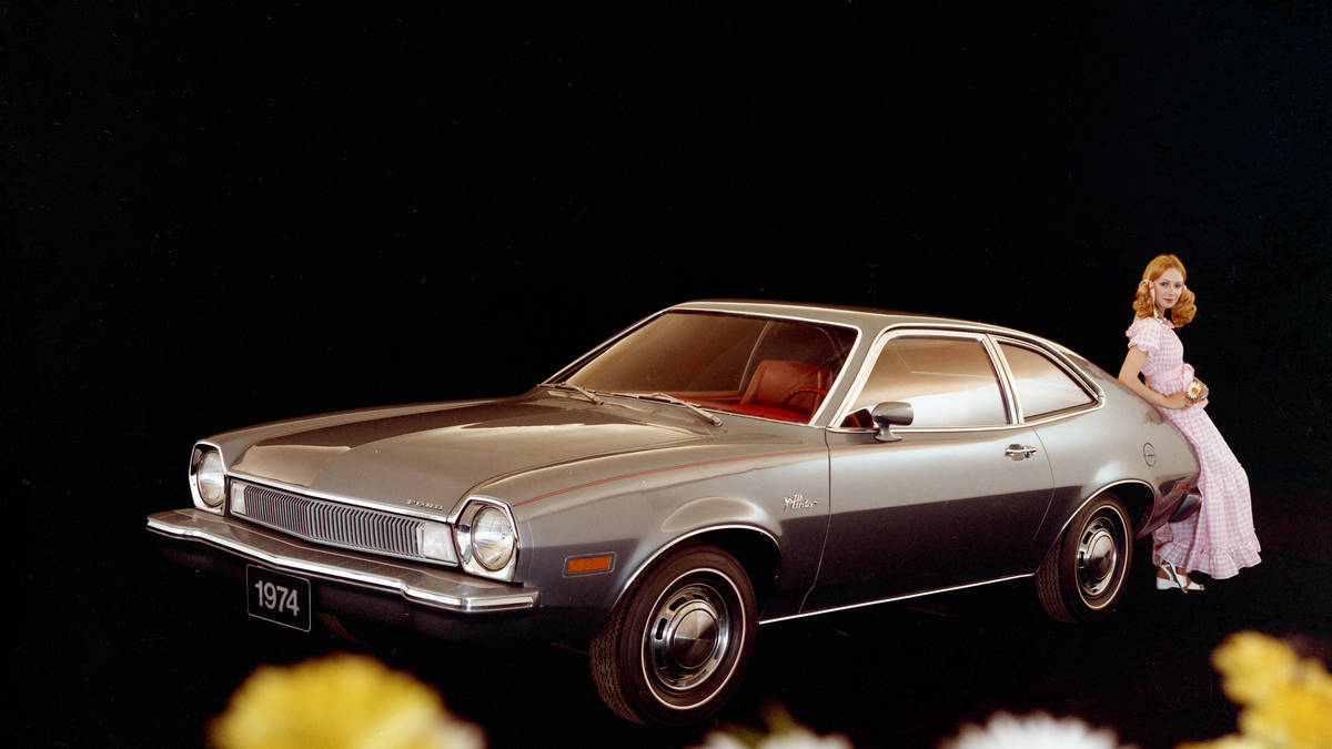 '70s Ford Pinto And Mercury Bobcat