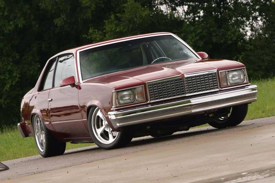 1981 GM Chevys